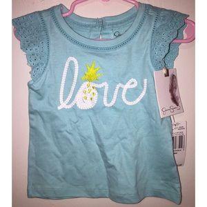 Jessica Simpson Baby shirt